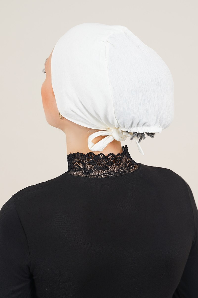 Dikişsiz Model Krem Bone