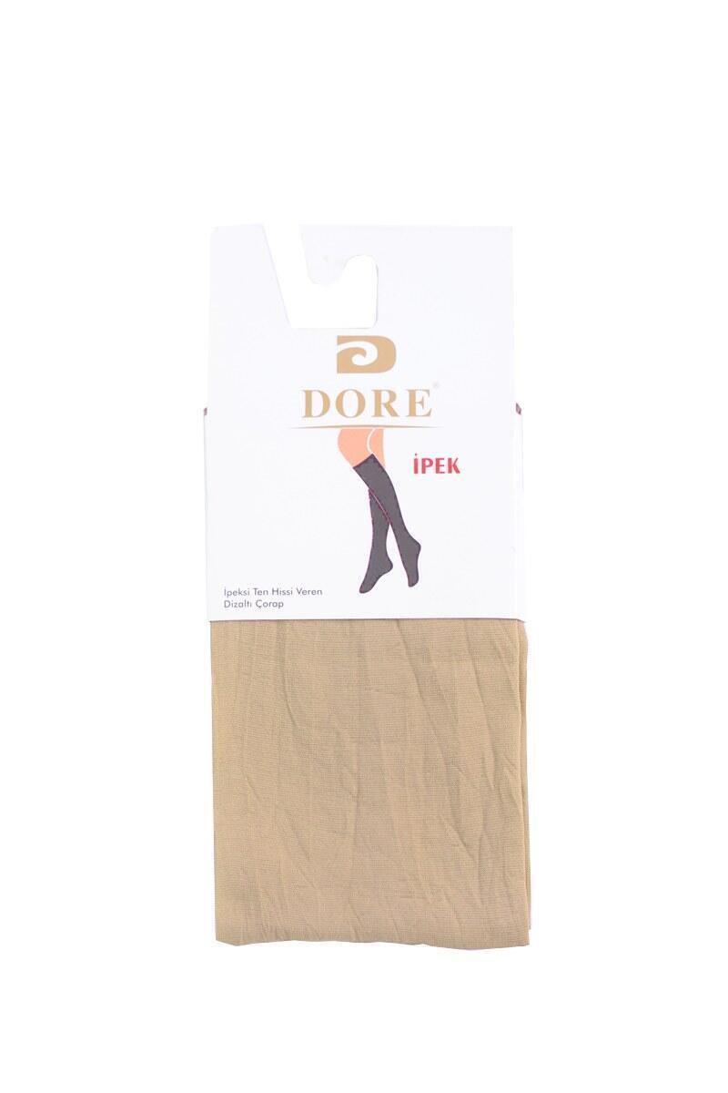 Dore İpek Sahra Diz Altı Çorap