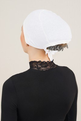 Klasik Model Beyaz Bone - Thumbnail