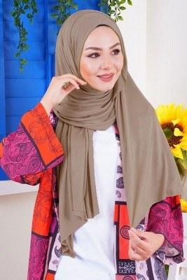 Penye Şal Camel - Thumbnail