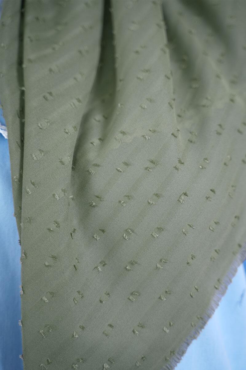 Pıt Pıt Pamuk Açık Yeşil Eşarp