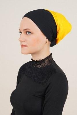 Sarı İç Başörtüsü - Thumbnail