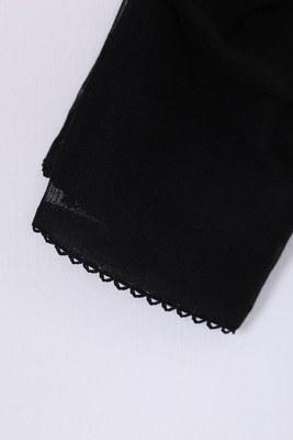 Siyah İç Başörtüsü - Thumbnail
