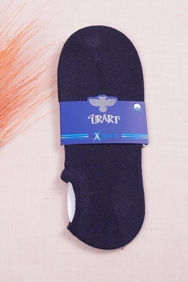 Sportif Lacivert Erkek Babet Çorap